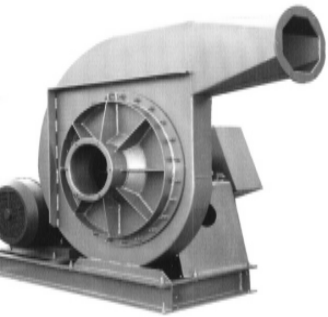 Radial High Pressure Blower : Industrial high pressure blowers